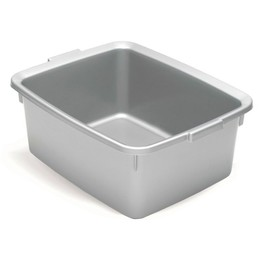 Addis 12.5ltr Washing Up Bowl Metallic 9664