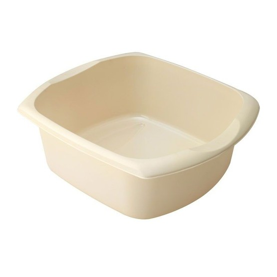 Addis 9.5ltr Washing Up Bowl Linen 9603