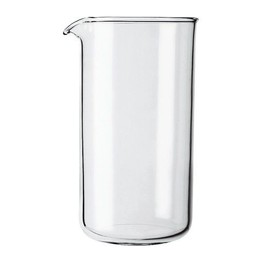 Bodum Spare Glass Beakers for Cafetieres 3cup