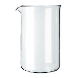 Bodum Spare Glass Beakers for Cafetieres 12cup