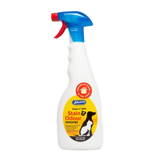 Johnsons Clean n safe Stain Odour Remover C013