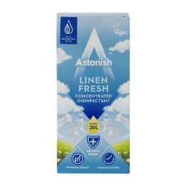 Astonish Concentrated Disinfectant Linen Fresh 500ml