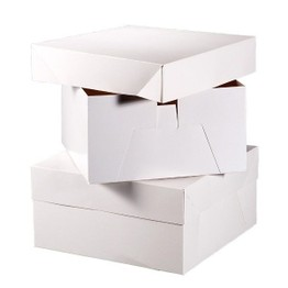 Cake Boxes Standard Card 12in