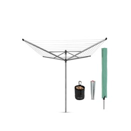 Brabantia Lift-O-Matic Rotary Airer 50m 311321