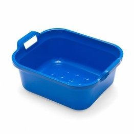 Addis 10ltr Washing Up Bowl Cobalt Blue 517951