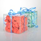 Engravable Acrylic Sweet Cubes - 100mm additional 1