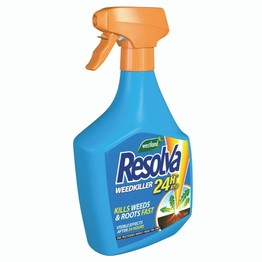 Resolva 24hour Action Weedkiller 1Ltr RTU