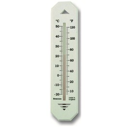 Brannan Wall Thermometer 14/436/3 for Home or Garden