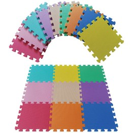 Play Mat Interlocking 9Pc