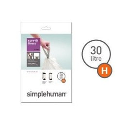 Simplehuman 30Ltr Butterfly Liners CW0168