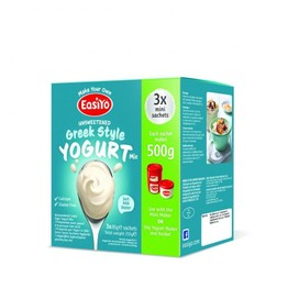 Easiyo 500g Sachets Greek Style Yogurt
