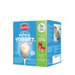 Easiyo 500g Sachets Natural Yogurt