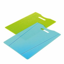 Kuhn Rikon Chopping Board set of 2 - Blue & Green