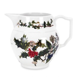 Pimpernel The Holly and The Ivy Staffordshire Jug 1pt
