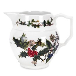 Pimpernel The Holly and The Ivy Staffordshire Jug 0.5 Pint