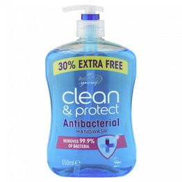 Astonish Handwash Clean & Protect 500ml