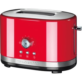 Kitchenaid Manual Control Toaster Empire Red 5KMT2116BER