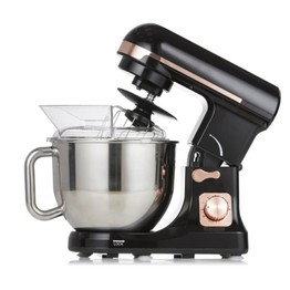 Tower Stand Mixer Black & Rose Gold T12033RG