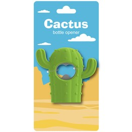 Mixology Cactus Bottle Opener