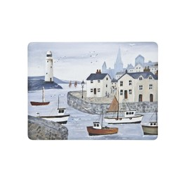Denby Coastal Lighthouse Pack of 6 Tablemats or Coasters