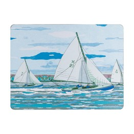 Denby Sailing Pack of 6 Tablemats or Coasters