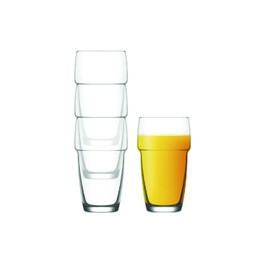 Perfect 4 Stacking Beer Glass Box Set