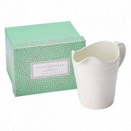 Sophie Conran for Portmeirion White Small Pitcher