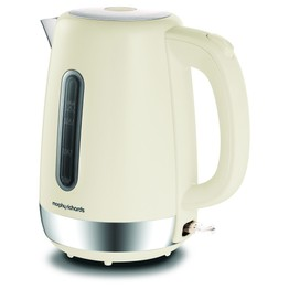 Morphy Richards New Equip Cream Jug Kettle 1.7ltr
