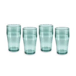 Fresco Recycled Plastic 4 Piece Tumbler Set