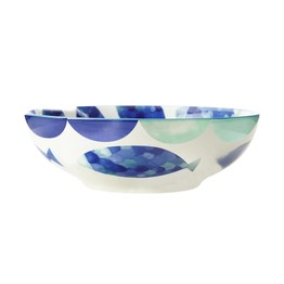 Reef Fish Coupe Bowl 18cm