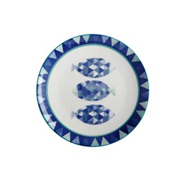 Reef Fish Side Plate 20cm