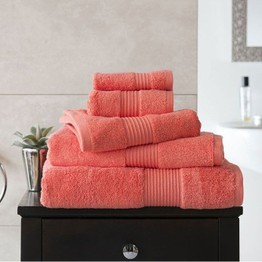 Deyong Bliss Towel 650 grm Coral