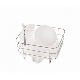 Simplehuman Compact Wire Frame Dishrack KT1130