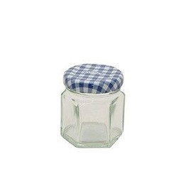 Kilner 48ml Hexagonal Twist Top Jar