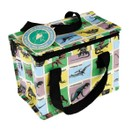 Recycled Insulated Lunch Bag Prehistoric additional 2