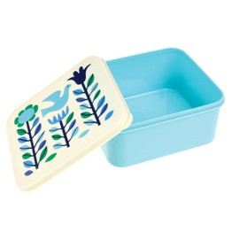BPA Free Lunch Box Folk Doves 28211