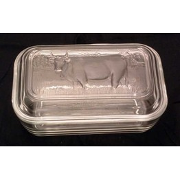 Luminarc Butter Dish Cow