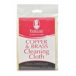Tableau Copper And Brass Cleaning Cloth