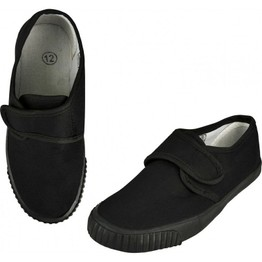 Velcro Plimsolls for Drama and PE