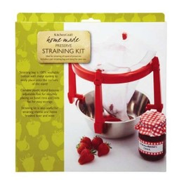 Kitchencraft Jam Strainer Kit