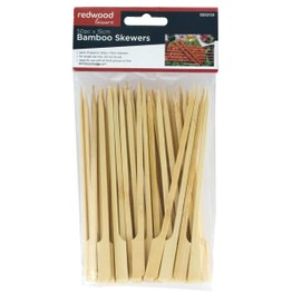 Redwood Barbeque Bamboo Skewers BB-BBQ159