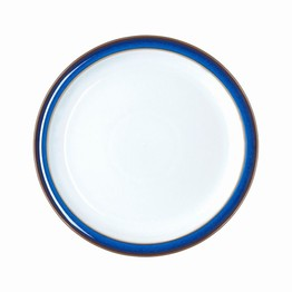 Denby Imperial Blue Medium Plate 001010004