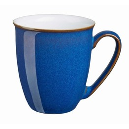 Denby Imperial Blue Coffee Mug / Beaker 001010018
