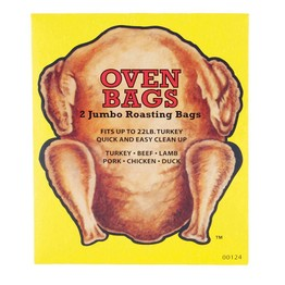 Oven Roasting Bags 2 pack 1200124