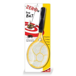 STV Bug Bat ZER882 kills bugs and wasps with one touch