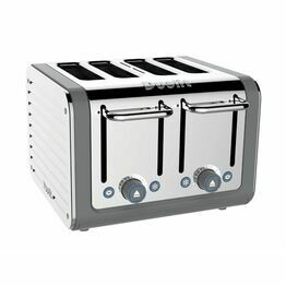 Dualit Architect Toaster 4 slice Grey 46526