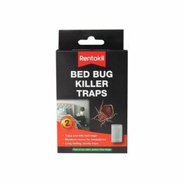 Rentokil Bed Bug Killer Traps BB01