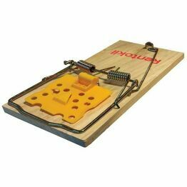 Rentokil Wooden Mouse Trap PWL01