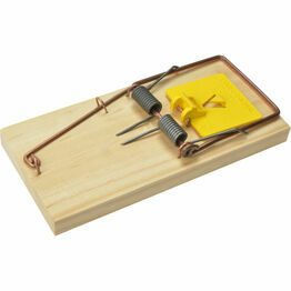 Rentokil Wooden Rat Trap PWL02