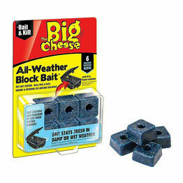 STV Big Cheese All Weather Block Bait (6) STV211